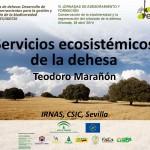 Conferencia sobre Servicios Ecosistémicos