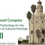 El Segundo Congreso Internacional sobre Ciencia y Tecnología para la Conservación del Patrimonio Cultural, organizado por la red TechnoHeritage se celebrará los días 24 al 27 de Junio en Sevilla