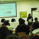 Taller participativo sobre recuperación de suelos contaminados en el Guadiamar