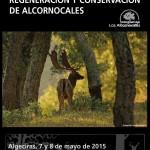 Participación en Jornadas sobre regeneración y conservación del alcornocal