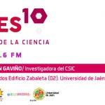 Mujeres 10, CreArte a través de la Ciencia