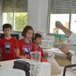El IRNAS promueve la divulgación científica entre los más pequeños