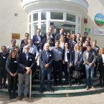 Reunión del Proyecto Europeo SUSBIND