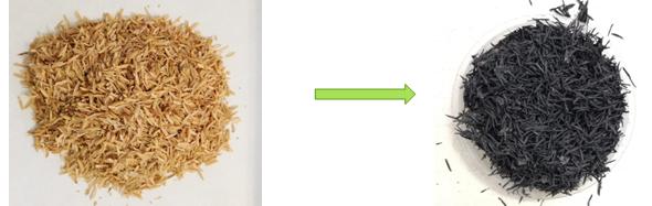 Cascarilla de arroz
