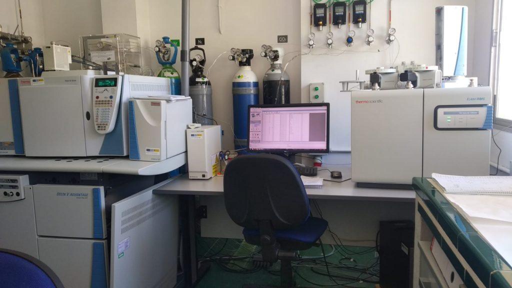 Laboratorio de isotopos estables