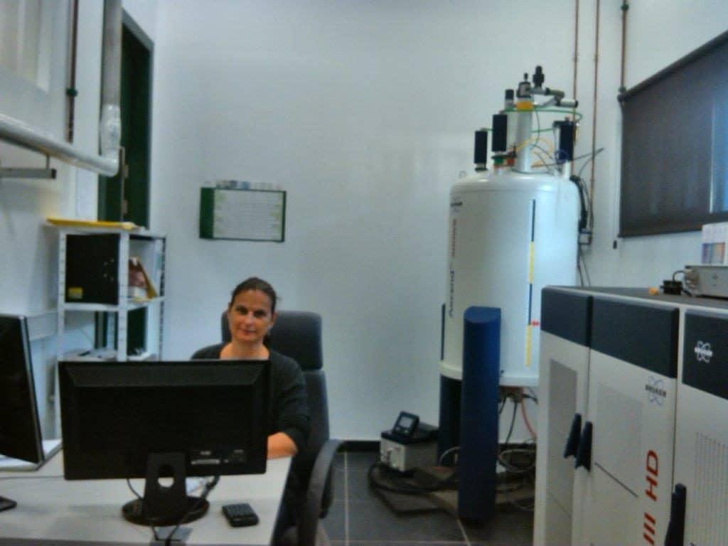 Laboratorio RNM